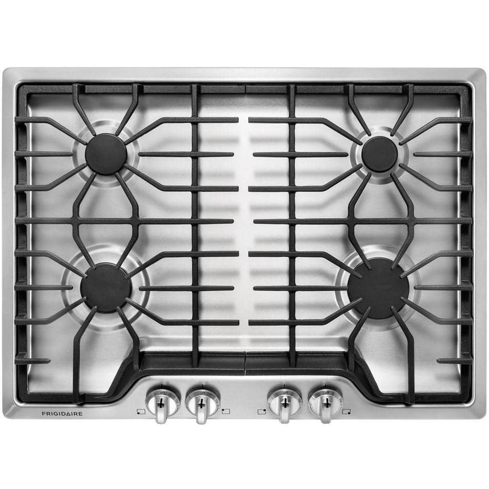 """Kenmore 30"""" Gas Cooktop - Stainless Steel $415.  Get $50 SYW points. Free delivery from Sears."""
