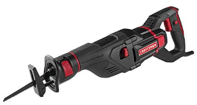 Craftsman 12 Amp Scrolling Reciprocating Saw $50. (Reg $100) Get $7 in SYW points. Free shipping from Sears.