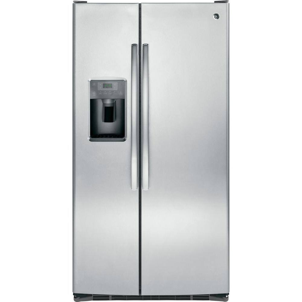 LG 26 CuFt Side-by-Side Refrigerator in Stainless Steel-$1000.  Reg $1300.  Costco members only.  Free shipping.
