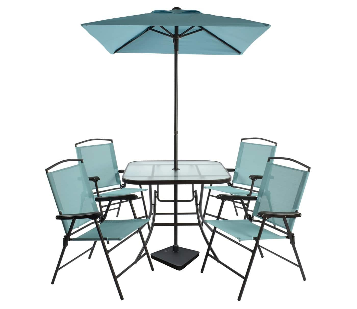 7pc Metal Folding Patio Dining Set $84. Reg $130. Free in store pick ...