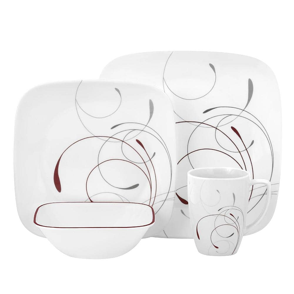 Corelle Splendor 16-pc. Dinnerware Set $63.  Reg $98.  Get $60 back in SYW points in installments.  Free shipping at Kmart.