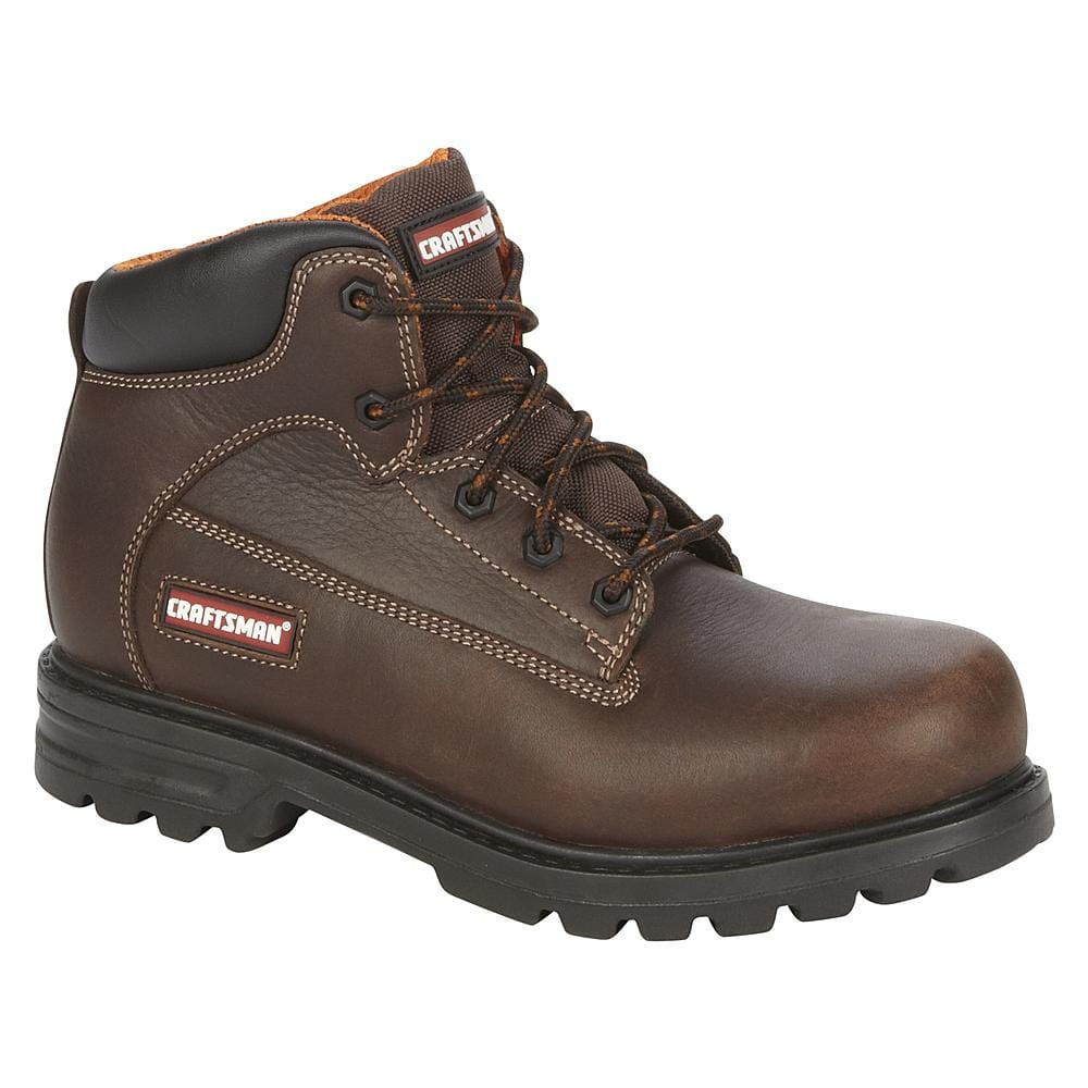 b6dd619d92b Craftsman Men's Kahn Soft Toe Leather Work Boot 2 for $51. Reg $55 ...