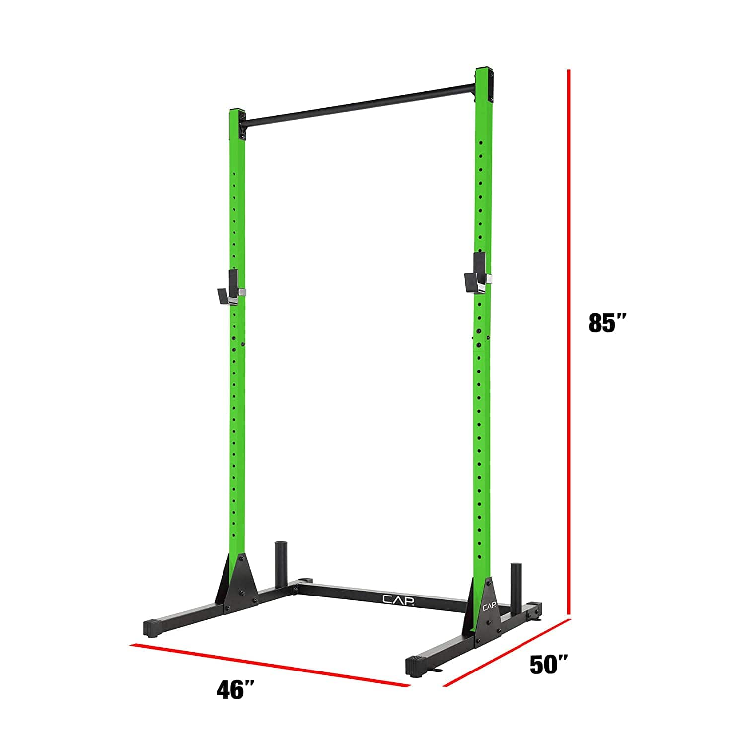 CAP Barbell Power Rack Exercise Stand / SQUAT rack - ships in 3 to 5 days $119.99