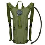 Hydration Pack with 3L Bladder Water Bag Great for Hunting Climbing Running and Hiking for $9.49 @ Amazon prime