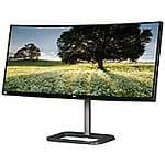 "34"" LG 34UC87C UltraWide 3440x1440 IPS Monitor $720"
