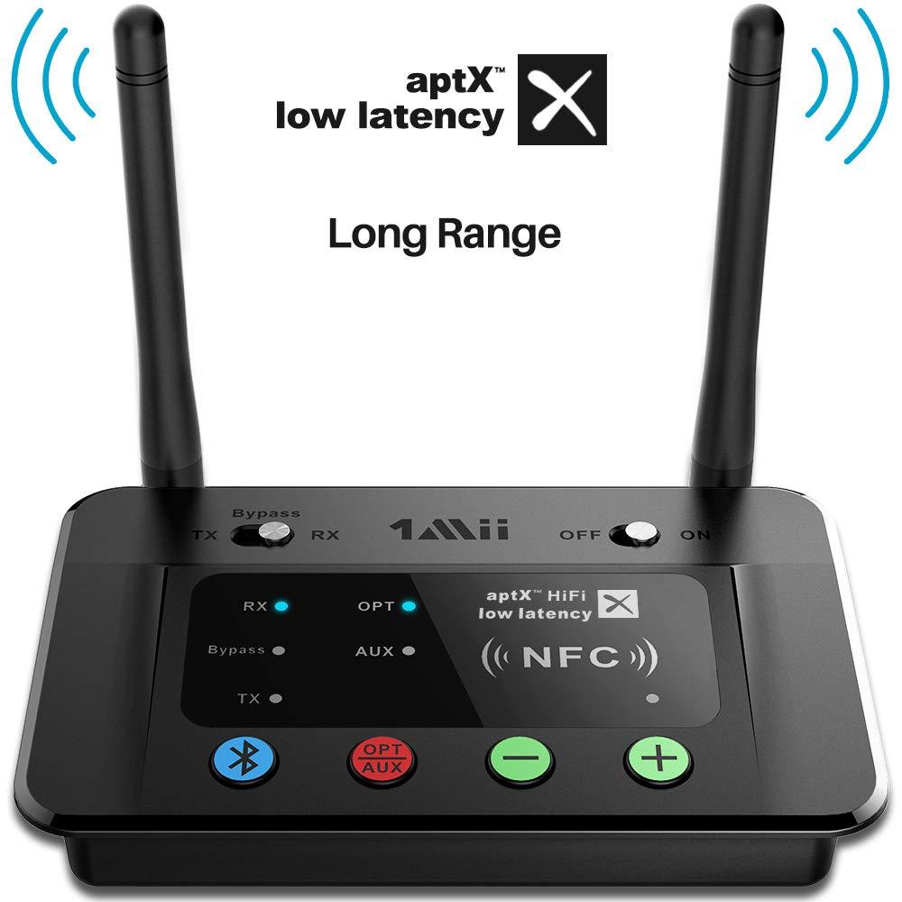 1Mii B03 Long Range Bluetooth 4 2 Transmitter Receiver Bluetooth