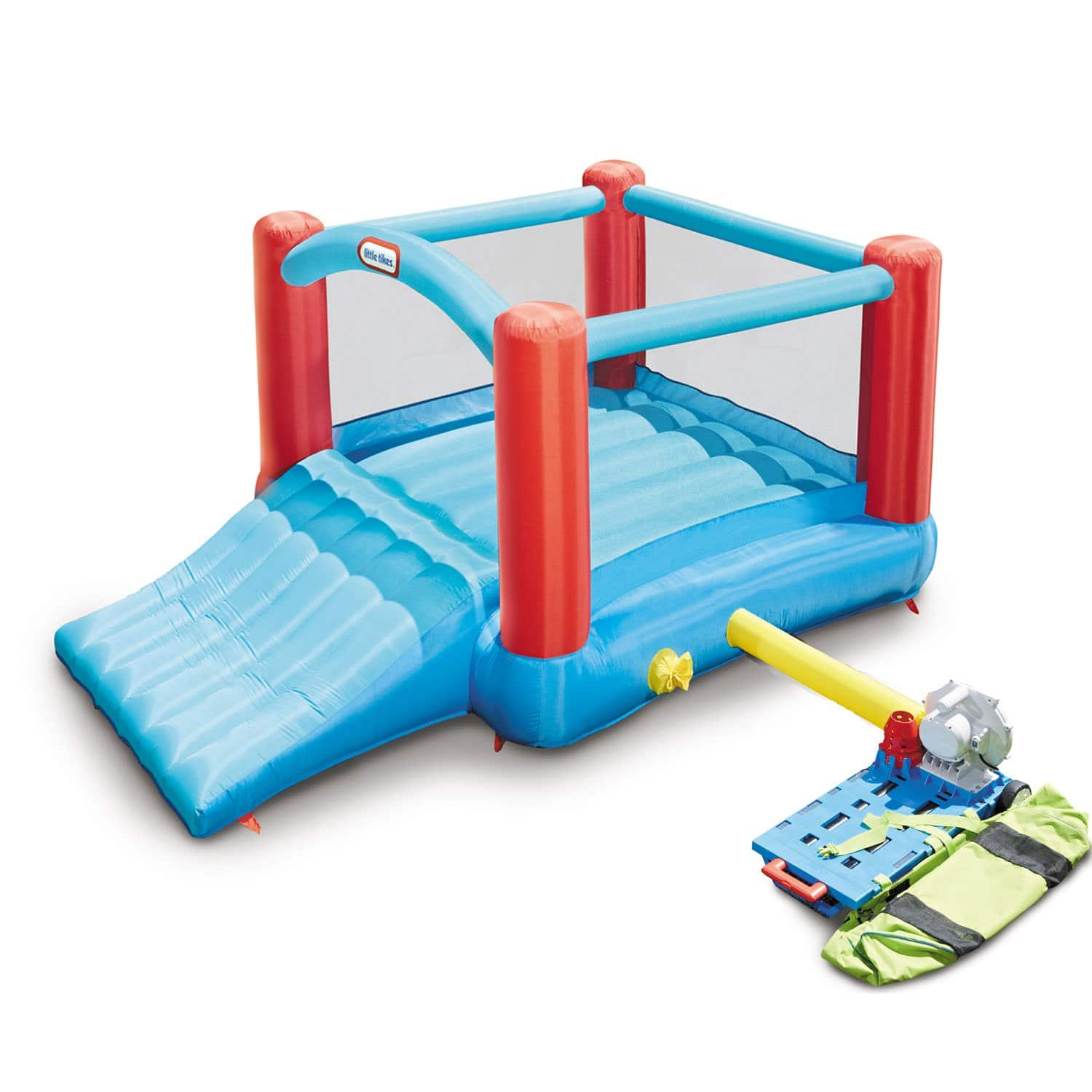 Inflatable Little Tikes Pack n' Go Bouncer $99.00 down from $279 at Walmart.