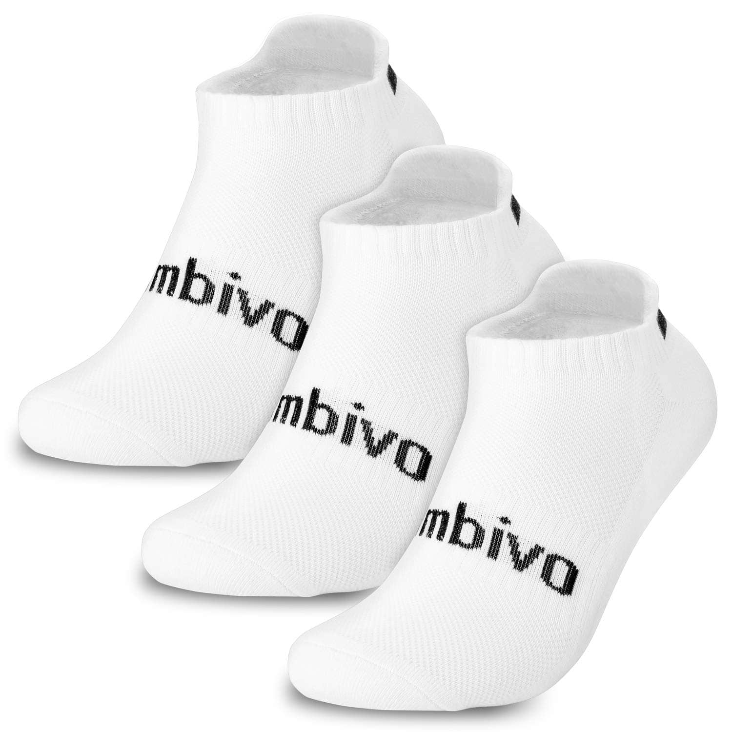 4561fbd16 3 Pairs CAMBIVO Womens Athletic Running Socks (Various) for  5.99 ...