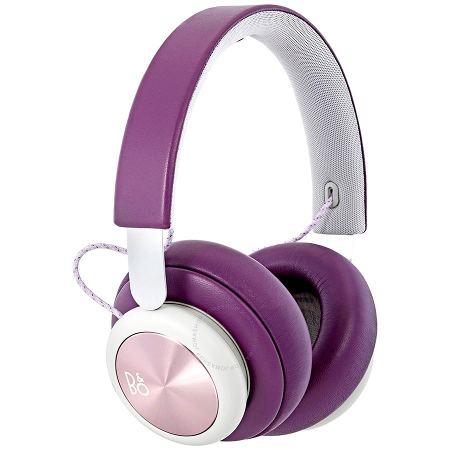 383ecb866915e7 Bang & Olufsen Beoplay H4 Wireless Headphones (Violet) - Slickdeals.net