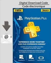 PlayStation®Plus 12-Month Membership $46.99