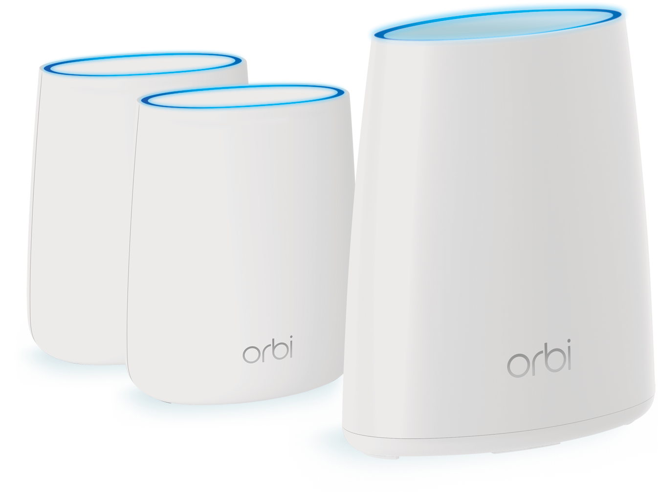Netgear Orbi 3 Pack $199 FS Manufactured and Certified Refurbished