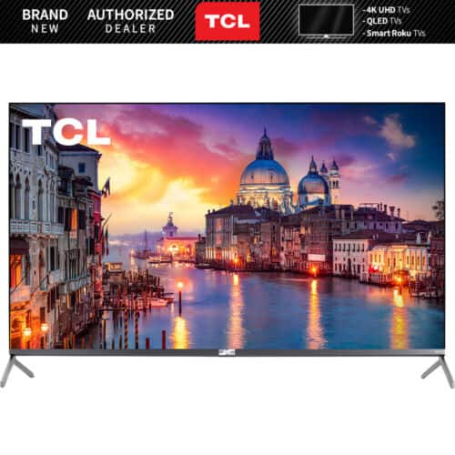 """TCL 55R625 55"""" $440 with code """"TENTENTEN"""""""