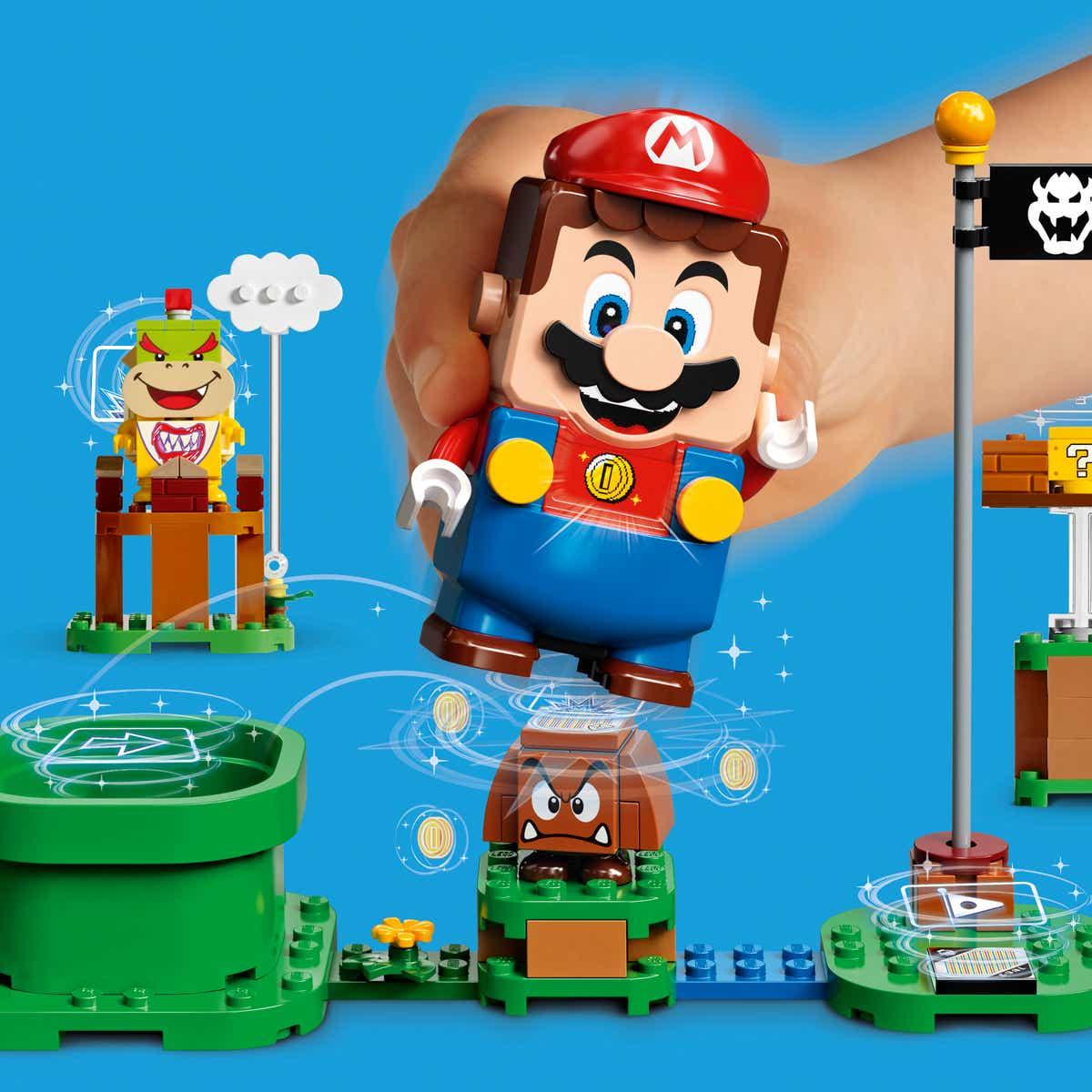 New Nintendo 2020 LEGO Mario Bluetooth set Pre-Order on Amazon.com $59.99