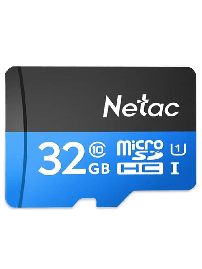 32GB Netac Flash Memory SD Card $6.19 free shipping