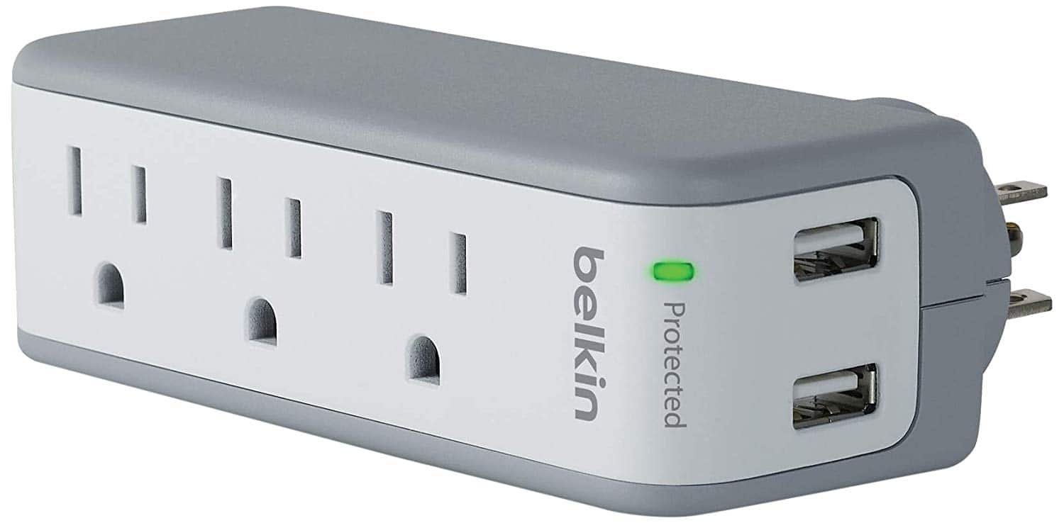 Belkin Power Products at Amazon, prices range from $7 to $22