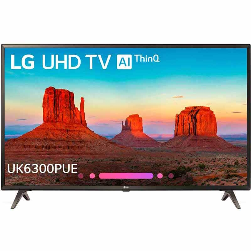 Fry's Electronics:  LG 65 inch 4K AI ThinQ 65UK6300PUE - $699 with Promocode $699.99