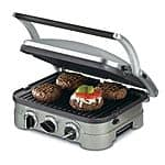 Cuisinart GR4N 5-in-1 Griddler (refurbished) - $49.99 shipped (ebay)
