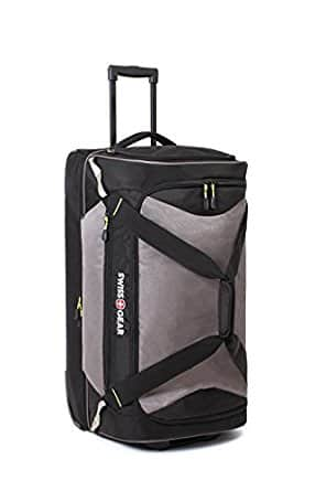 SwissGear Monte 28 Inch Drop Bottom Wheeled Duffel Bag -- Amazon prime $24.06