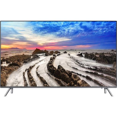 "Samsung UN65MU8000 65"" Smart 4K UDH HDR LED HDTV  $993"