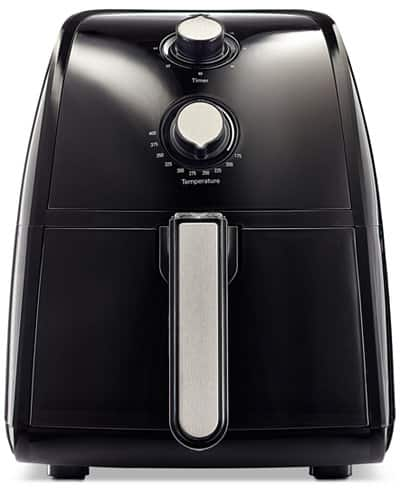 Macys: BELLA Electric Hot Air Fryer 2.6 qt For $39.99