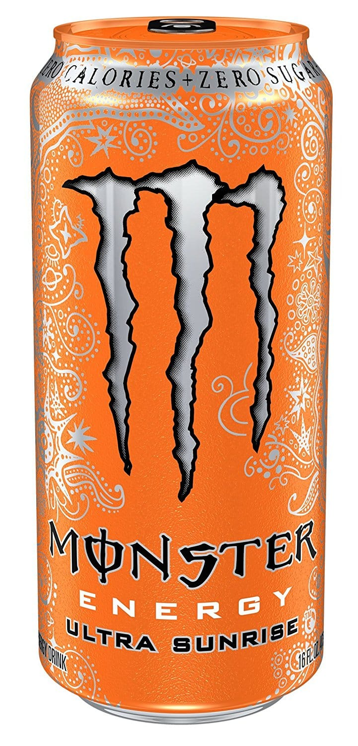 Monster Energy Ultra Sunrise (24 pack) $32.98