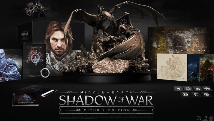 Middle-earth: Shadow of War Mithril Edition [PC/Xbox] $99 or less w/ GC