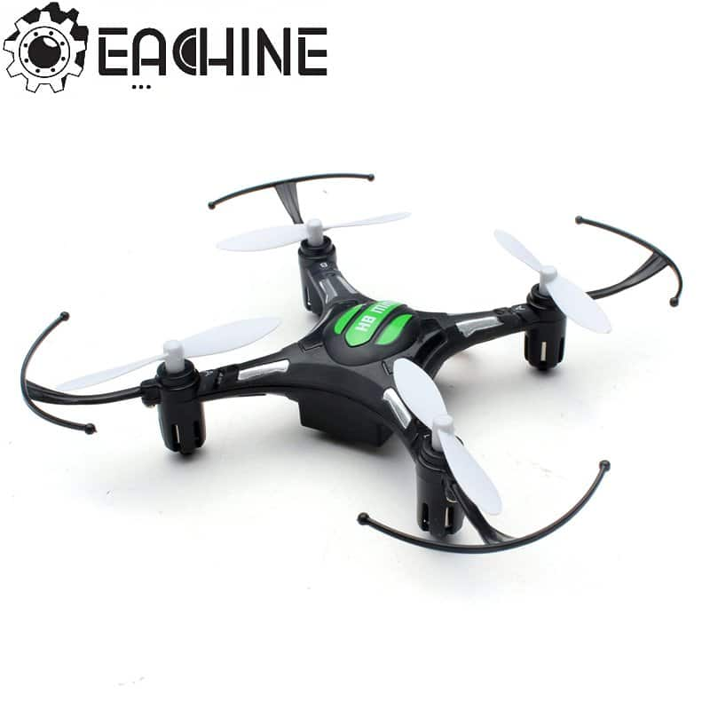 Eachine H8 Mini Headless Mode 2.4G 4CH 6 Axis RC Quadcopter RTF banggood.com $9.99