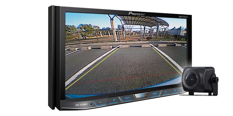 Pioneer AVH-4201NEX / AVH4201NEX system with backup camera for $350 AR from ABT.com