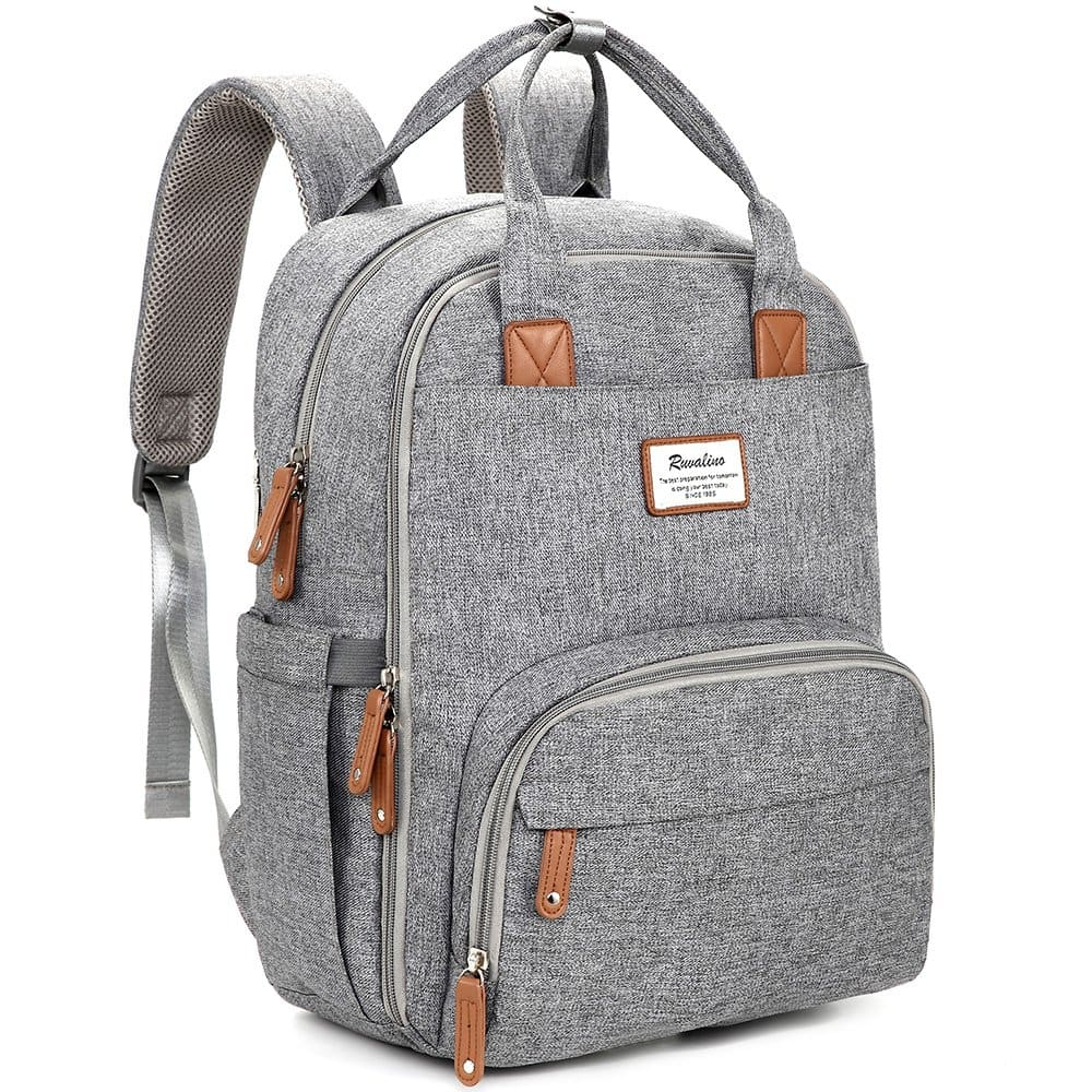 40% off Diaper Bag Backpack, Travel Back Pack Maternity Baby Changing Bags, Large Capacity, Waterproof $23.99