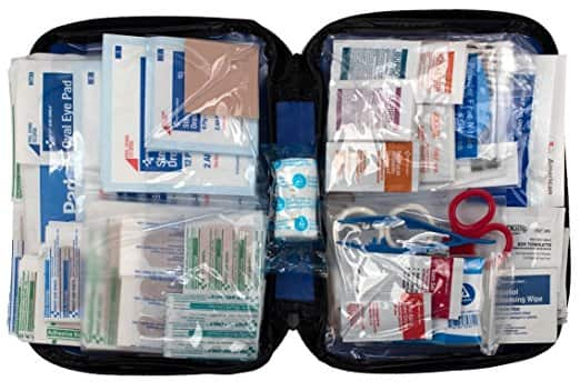 First Aid Only All-purpose First Aid Kit, Soft Case, 299-Piece Kit  $14.88