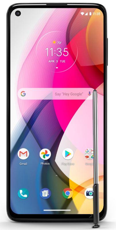 Cricket Wireless Moto G Stylus 2021 smartphone $149 FS Walmart