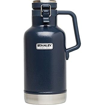Stanley Classic Vacuum Insulated Growler 64oz in Navy Blue  $17.42w/Prime AC @Amazon