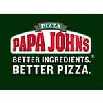 50% off your Papa Johns order TX only (online only)