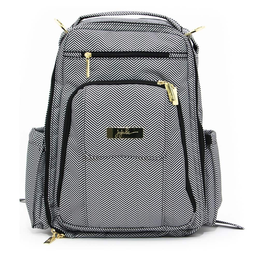 Ju-Ju-Be Legacy Collection Be Right Back Backpack Diaper Bag, The Queen of the Nile $104.99