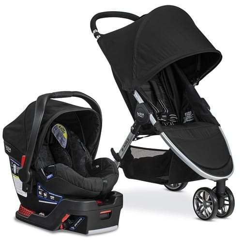15 Back On Select Britax Car Seats And Strollers With An Amazon Prime Credit Card