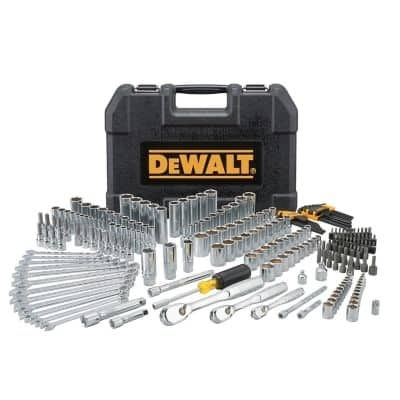 DeWALT 247 pc. Mechanics Tool Set, DWMT81535 at Tractor Supply Co. $99.99