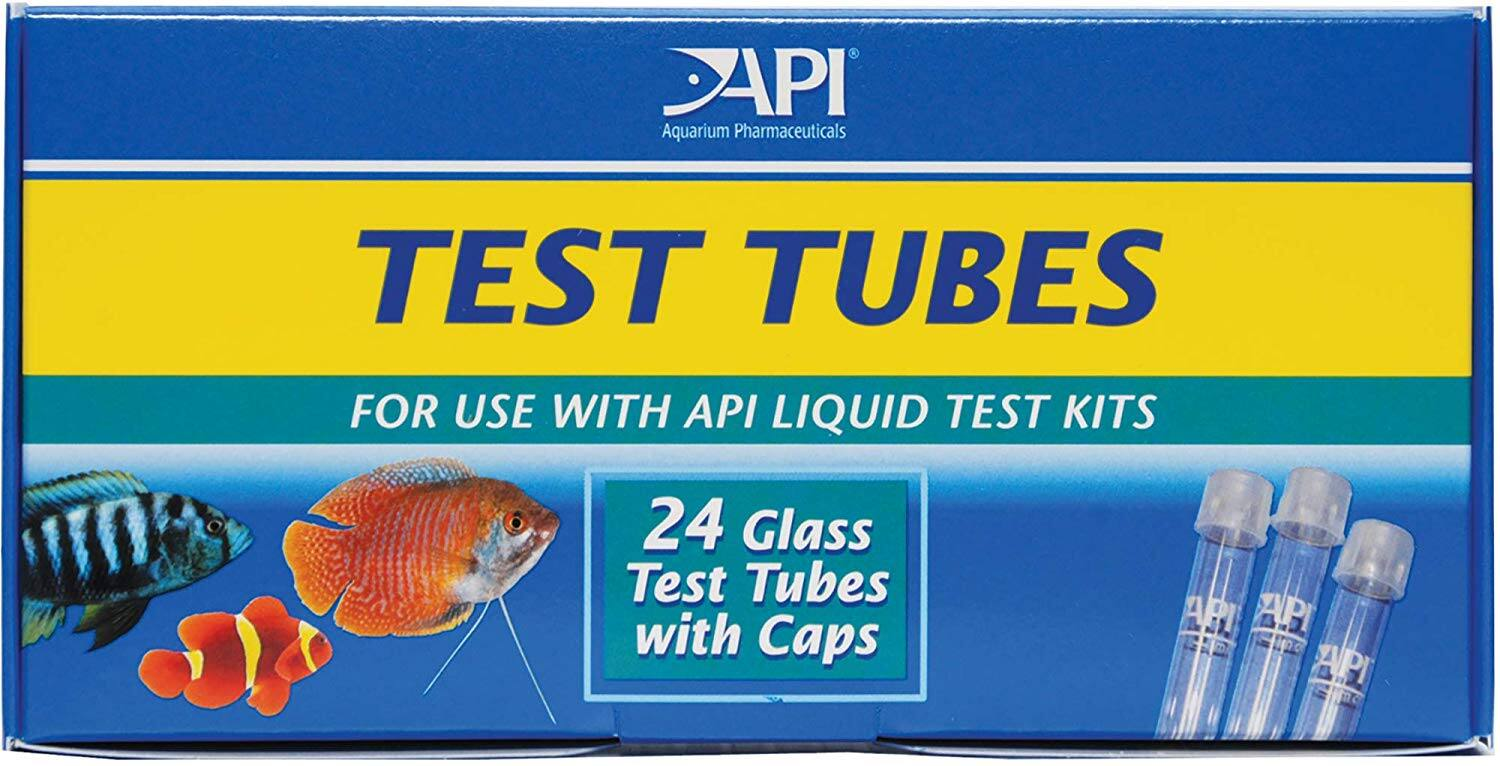 API Replacement Tubes with Caps 24 count - $9.86 w 15% SS