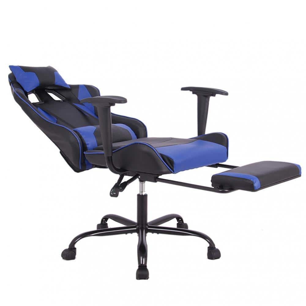 High Back Racing Style Gaming Chair w/Recliner For $79.99 + Free Shipping!