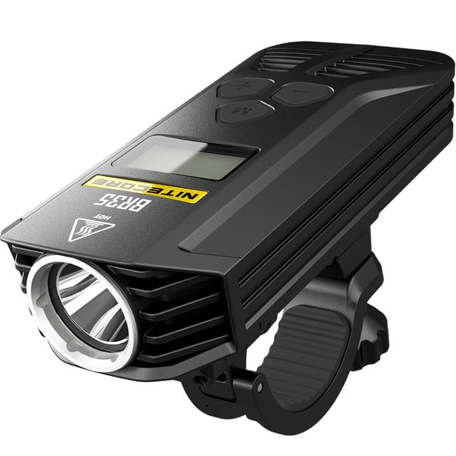 Rechargeable Bike Light Dual Distance Beam 1800 Lumens 86.99 + Free Shipping! $86.99