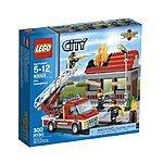 AMAZON - LEGO City Fire Emergency $20.99