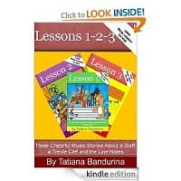 Amazon Deal: Amazon: Little Music Lessons for Kids: [Kindle Edition] for FREE (reg. $8.95)