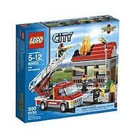 Amazon Deal: AMAZON - LEGO City Fire Emergency $20.99