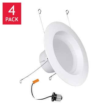 "Feit Electric LED 5""-6"" Retrofit 2700K Soft White 850 Lumens 2-pack $1.99 @ Costco (Warehouse ONLY) YMMV"