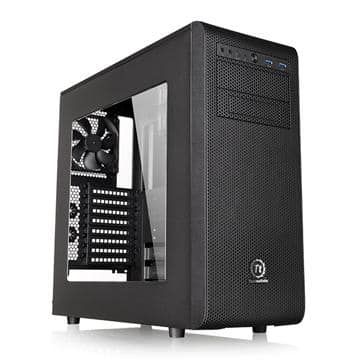 Frys Thermaltake Core V31 Window Mid-tower Chassis - Black $39.99 (AR)