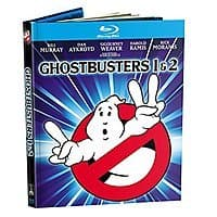 Amazon Deal: Ghostbusters / Ghostbusters II (4K-Mastered + Included Digibook) [Blu-ray] $10 @ Amazon.com