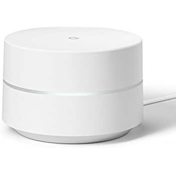 Google WiFi 1-pack $100 on Amazon