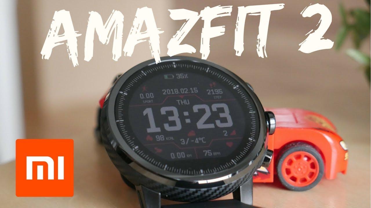 Huami Amazfit 2 Smartwatch (English Version) $169.99