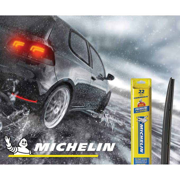 Michelin Guardian Hybrid Wiper Blade $5.99