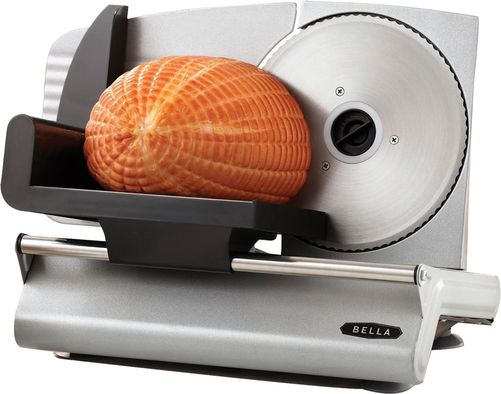 Bella Electric Food Slicer Stainless Steel $30 - $30