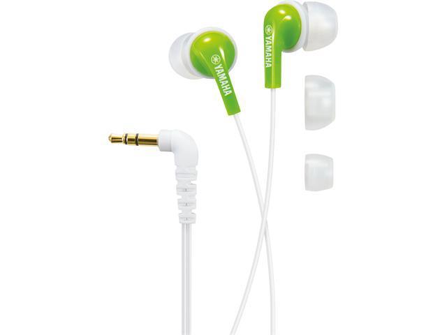 Yamaha EPC-C200 In-Ear Headphones -Green $4.95 Free shipping Newegg